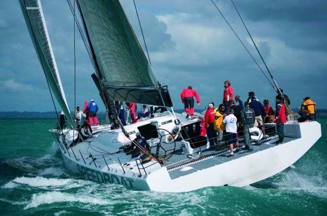 Speedboat: a 40 csomós maxi
