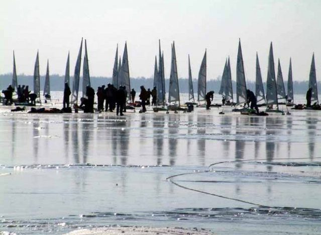 Balatoni jég