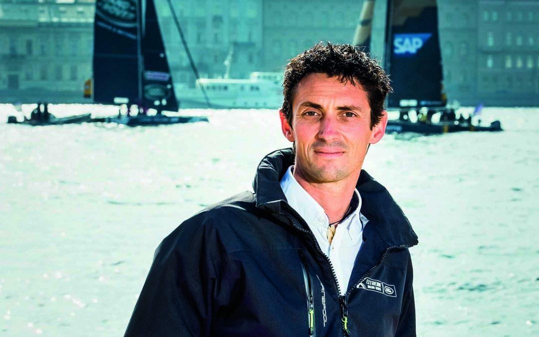 Interjú Andy Tourell-lel, az Extreme Sailing Series versenyigazgatójával