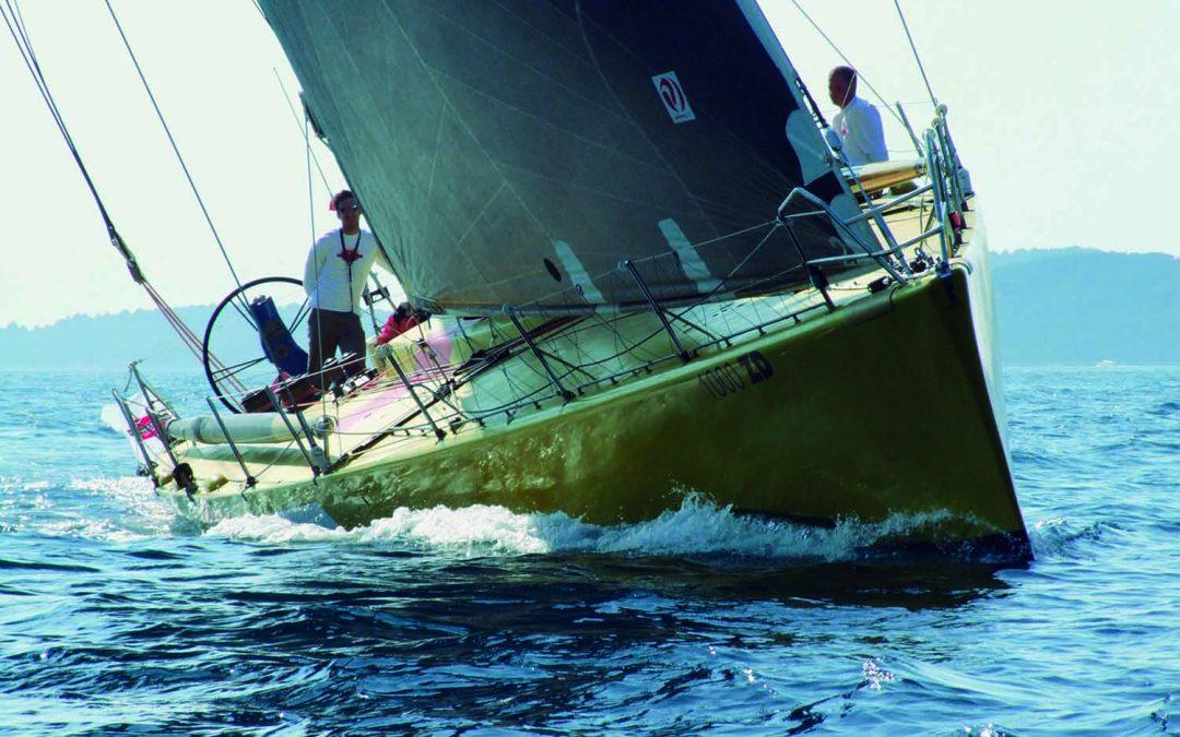 Hajóbemutató: Volvo Open 60