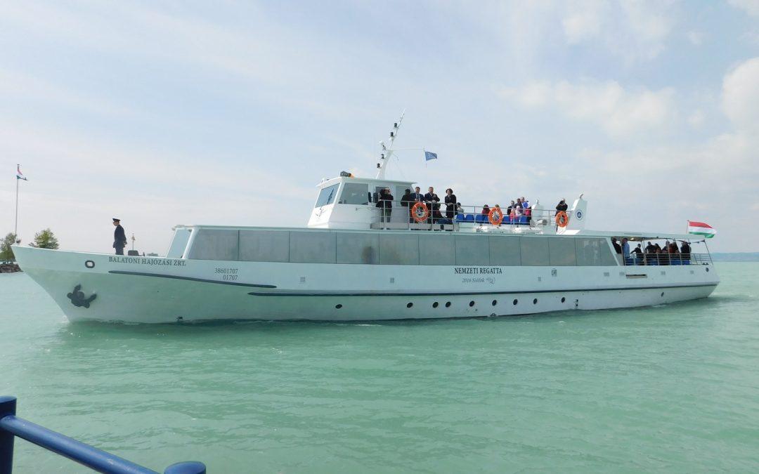 Idén is új hajó átadásával indította a hajózási szezont a BAHART