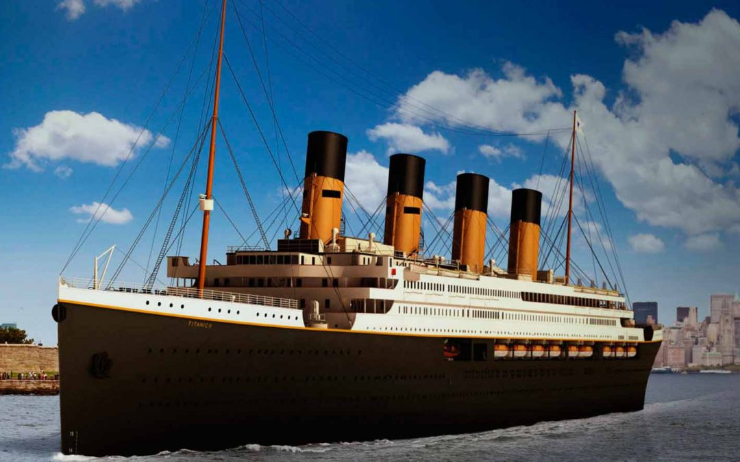 Újraindul a Titanic II építése