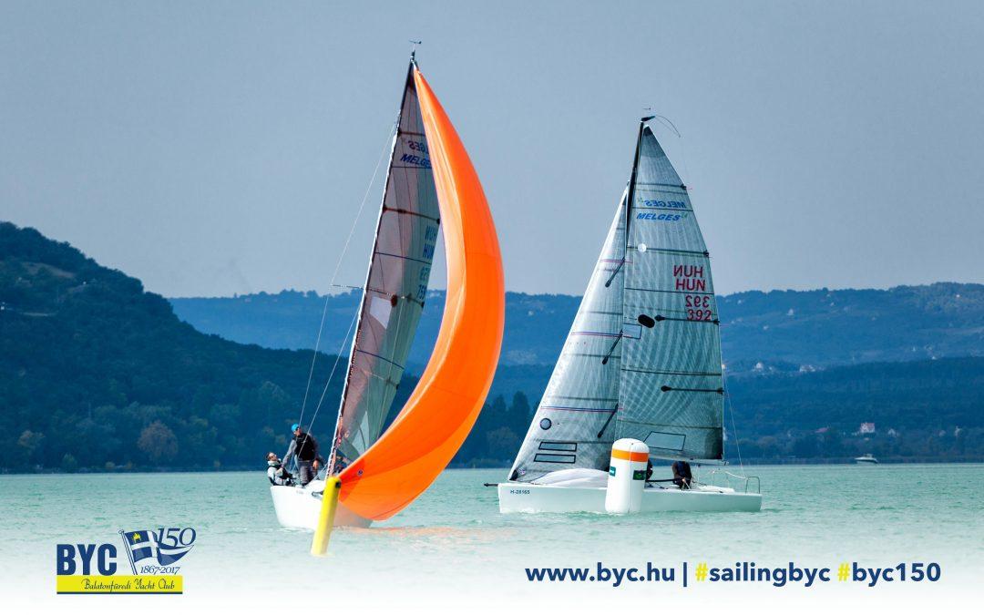 Füreden rendezik a J/24 – Melges 24 flottabajnokságot