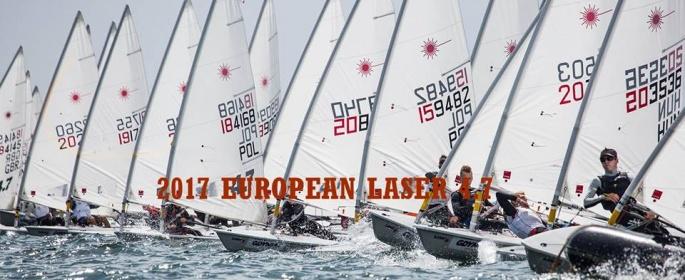 Laser 4.7 EB – kemény szélben