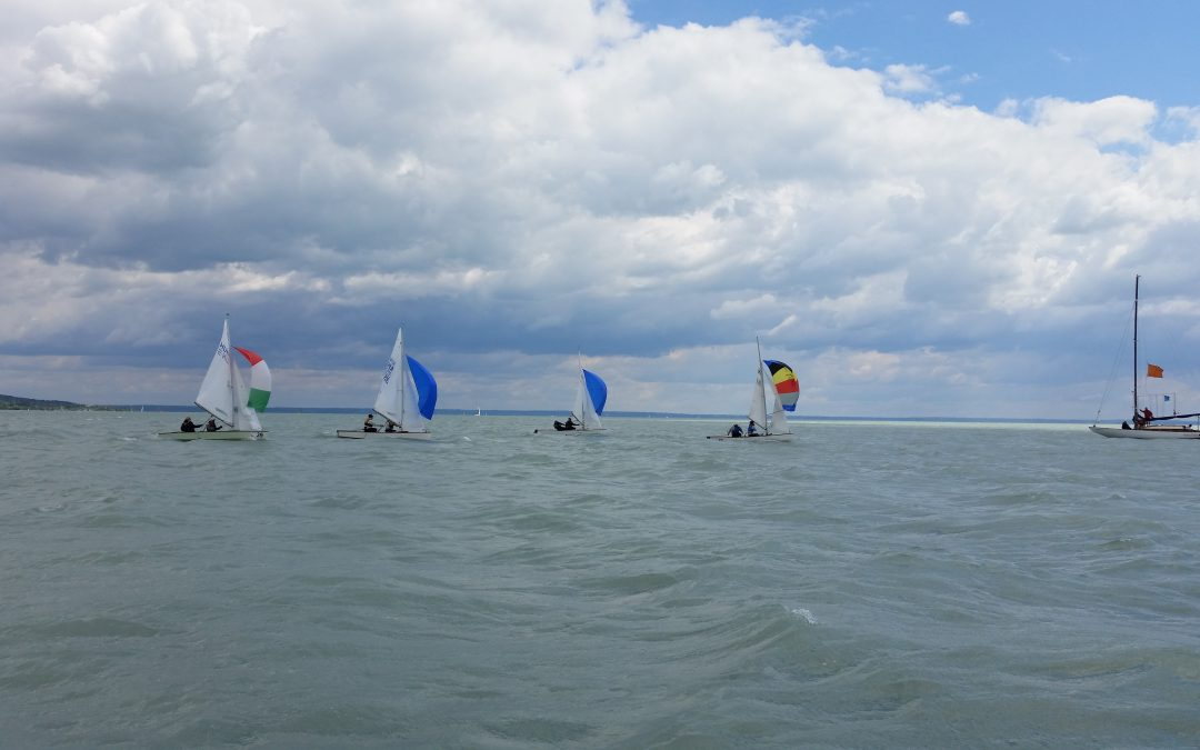 Kalózosok szeles hétvégéje
