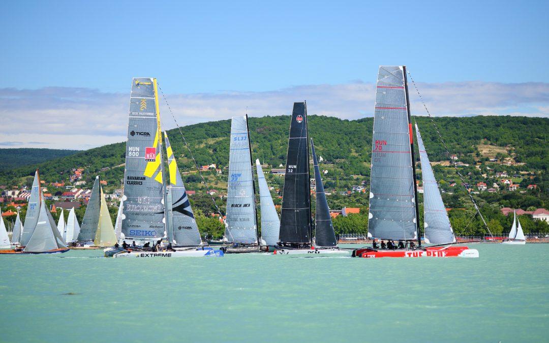 Az Extreme Sailing Team nyerte a Horváth Boldizsár Emlékversenyt