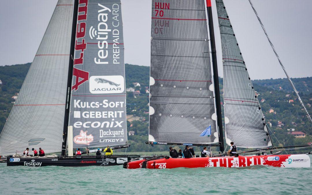 High Tech Regatta: Litkey újabb győzelme