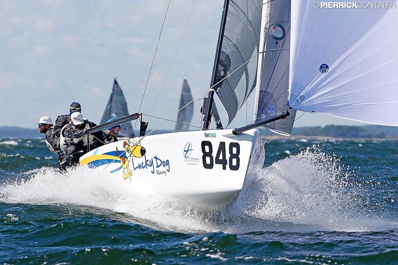 Hatodik helyen az FGF Sailing Team a Melges 24 világbajnokságon