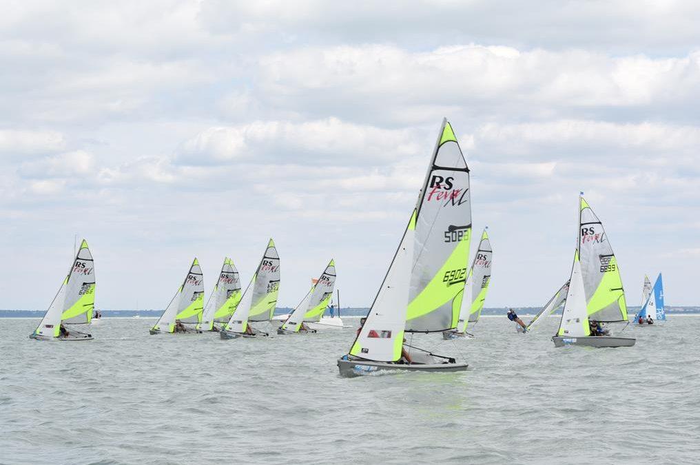 Nemzetközi részvétel az RS Feva és Laser Pico Flottabajnokságon
