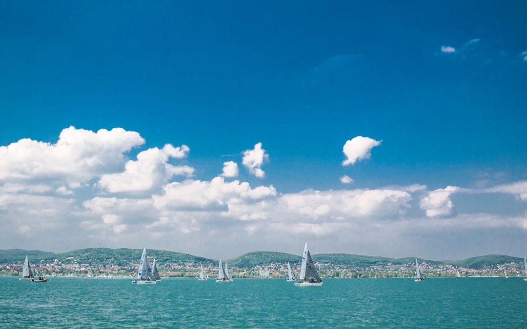 A hétvégén startol a J24 Európa-bajnokság a Balatonon