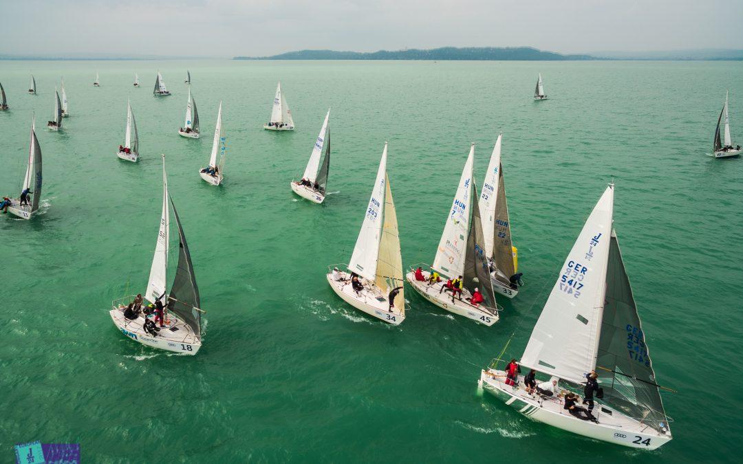 Magyar dominancia a J24 Európa-bajnokságon