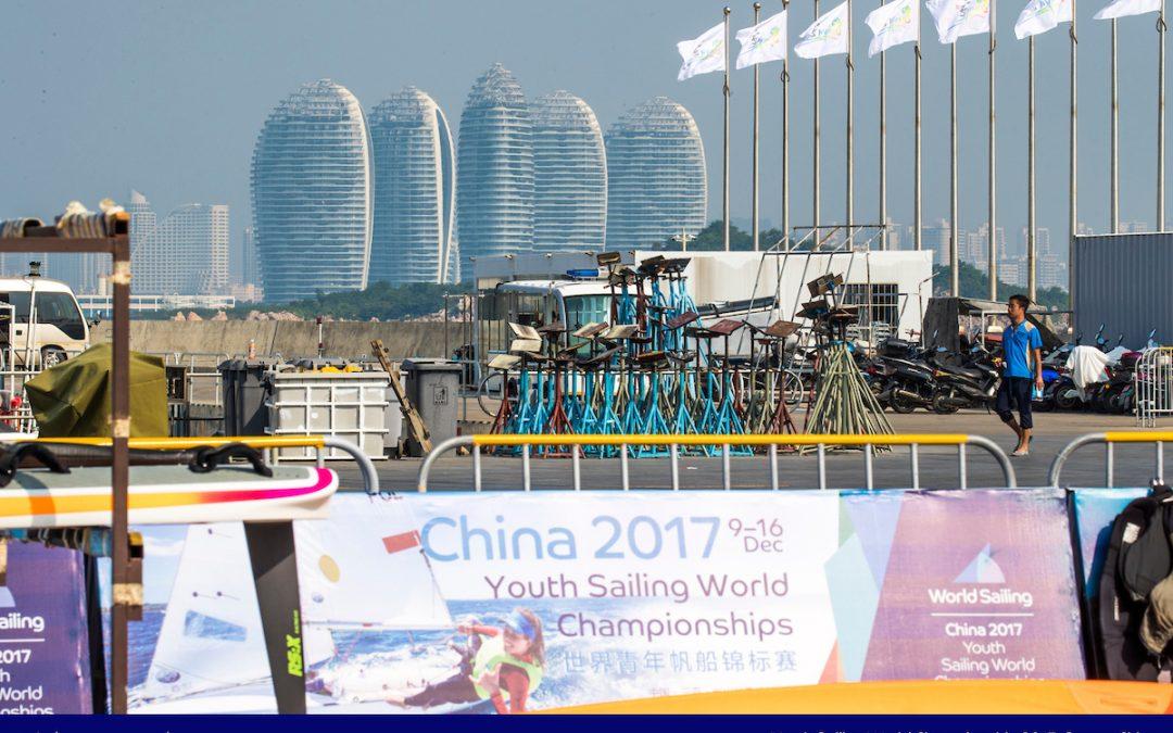 Magyarok Kínában az ifi világbajnokságon