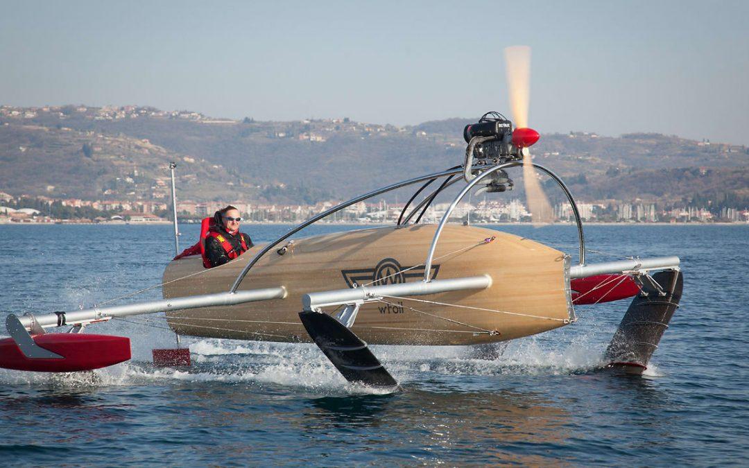 TOP10 különös vízi jármű