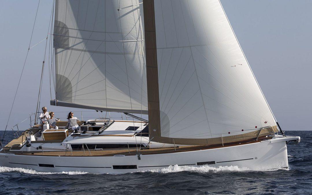 Hajóbemutató: Dufour 460 Grand Large