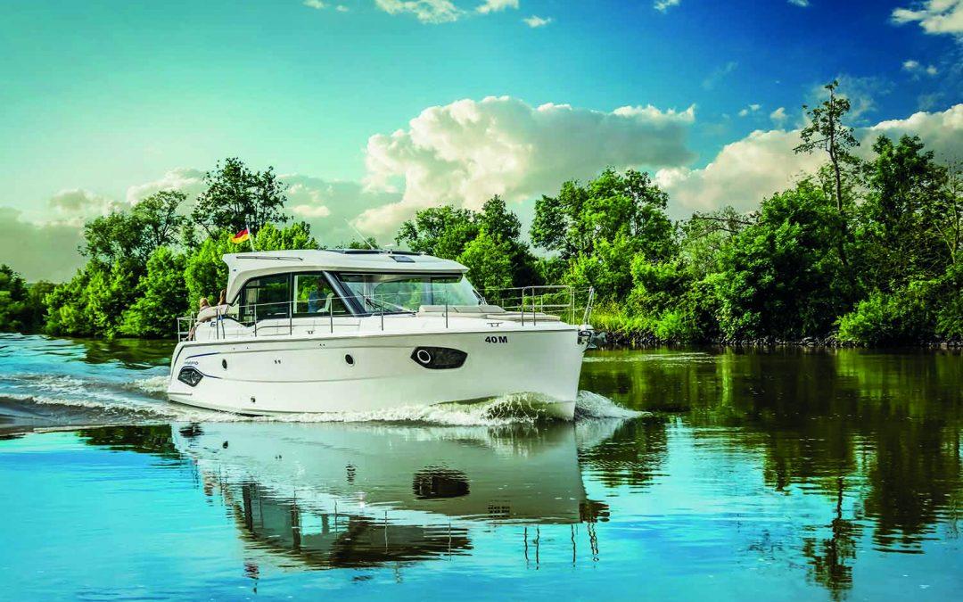 Hajóbemutató: Bavaria E34 és E40 – Német fejlesztések a Balatonra