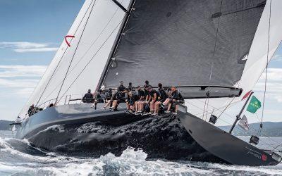 Tangó-siker a mediterrán Sydney-Hobarton