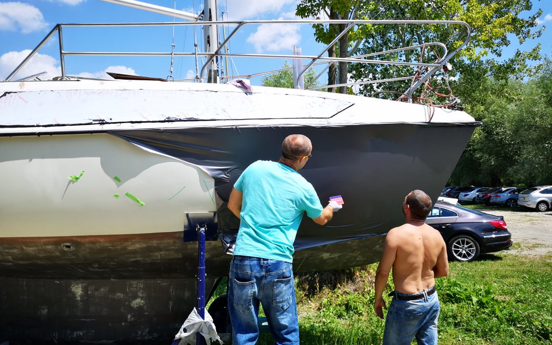 Hogyan engedélyezzük saját építésű hajónkat?