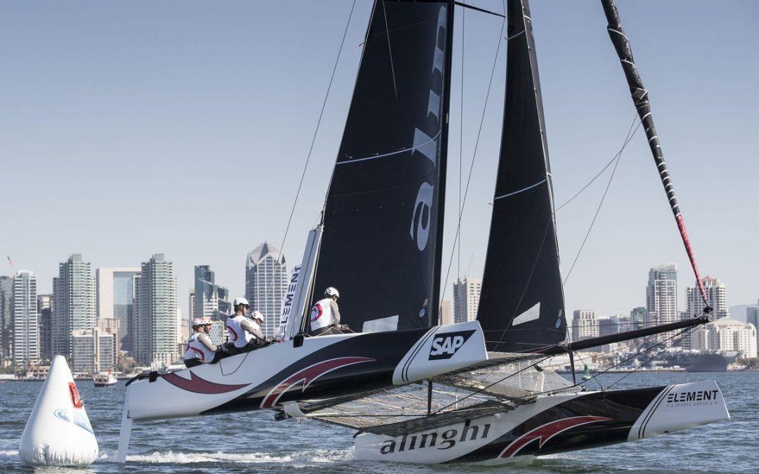 ESS: Látványos verseny San Diegoban