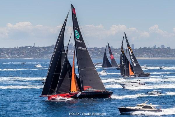 Sydney-Hobart: élesedik a verseny