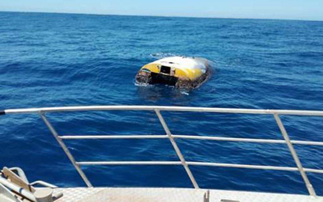 Megtalálták a bátor tini hajóját