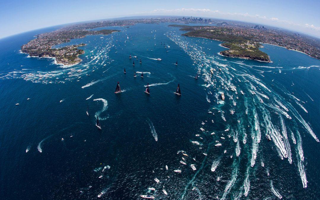 ROLEX Sydney-Hobart: A VÉGÉN KELT ÉLETRE AZ ALIVE