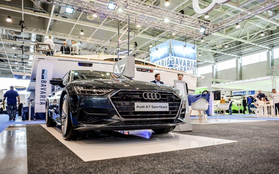 A Budapest Boat Show-n bemutatkozik az új Audi e-tron