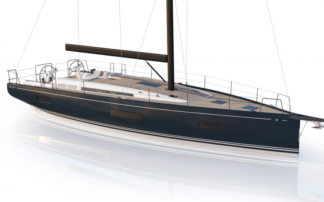 Jövőre jön a Beneteau First sorozatának zászlóshajója