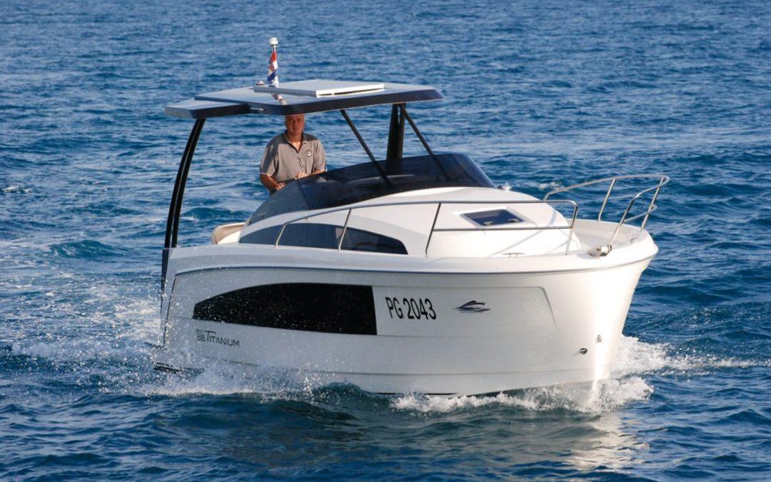 Két elektromos csoda a Budapest Boat Show-ról